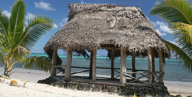 Architettura vernacolare dell 39 isola di samoa la casa for Architettura vernacolare