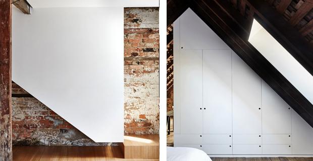 Un vecchio fienile ristrutturato diventa la casa di una for Moderni piani di casa del fienile