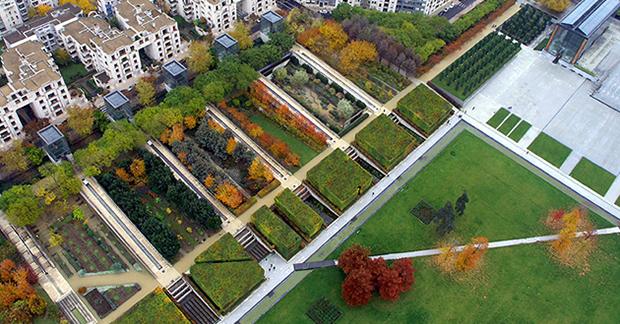 Giardini in movimento il terzo paesaggio di gilles cl ment for Come leggere i progetti per i manichini