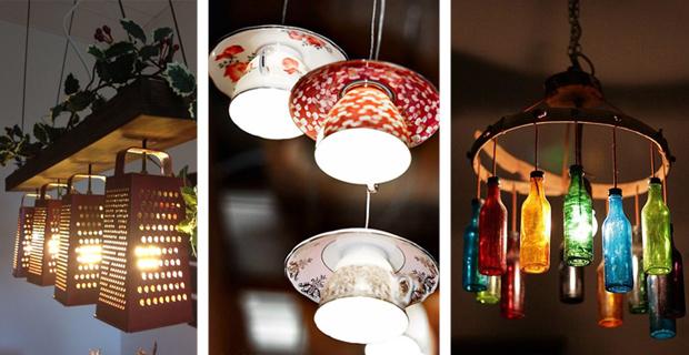 Illuminazione Con Lampadine Pendenti : Tendenze per l illuminazione della cucina le lampade sospese