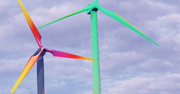 L Arredamento Fai Da Te : Pale eoliche innovative progetti di sistemi eolici non