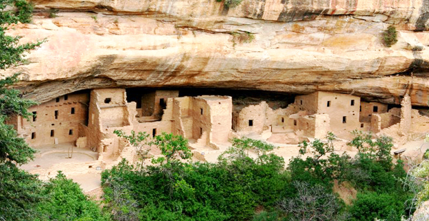 caption:Cliff Dwellings, Mesa Verde, Colorado. © Tutti i diritti riservati  di dallas1959 - Panoramio.