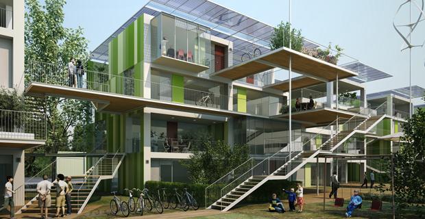 I paradigmi dell 39 architettura ecocompatibile - Casa mia settimo torinese ...