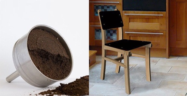 Sedie In Plastica Riciclata.Sedie Sostenibili Design Per Sedute Green