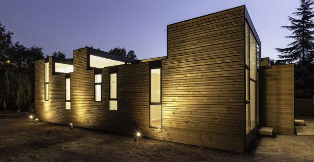 SIP M3: la casa modulare intelligente