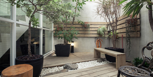 Giardino zen architettura idea creativa della casa e for E design della casa