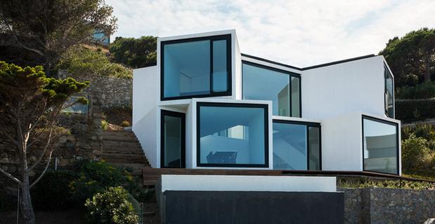 Progettazione bioclimatica per una casa orientata a nord for Progettazione di una casa