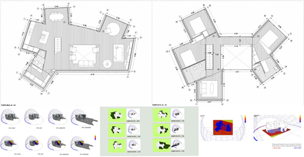 Progettazione bioclimatica per una casa orientata a nord - Esposizione solare casa ...