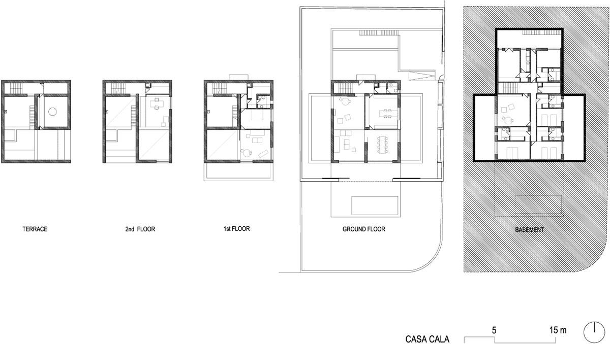 Architettura ecosostenibile bioarchitettura design e for Aprire i piani casa a due piani di concetto