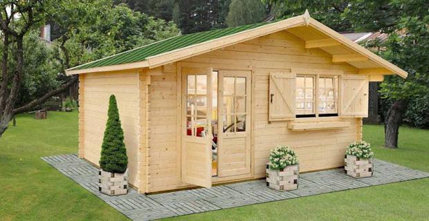 Casette in legno per esterni sicure robuste ed esteticamente d impatto - Casetta di legno da giardino ...