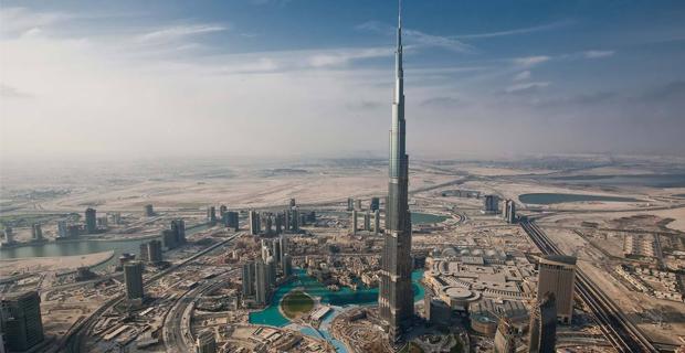 caption: Burj Khalifa, foto da © 2015 Emaar PJSC, da www.burjkhalifa.ae