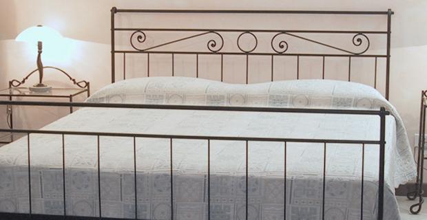 Arredamento Letti In Ferro Battuto : Letti in ferro battuto e il valore della tradizione artigiana