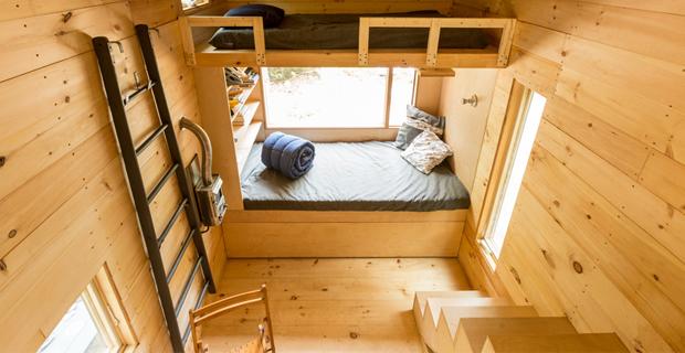 Getaway: piccole case mobili per brevi vacanze nella natura
