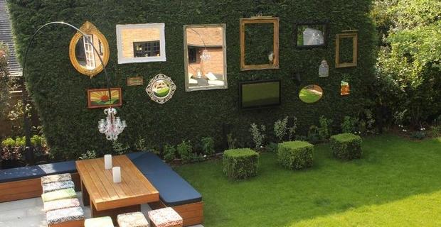 5 idee creative per preparare il giardino alla primavera for Oggetti da giardino