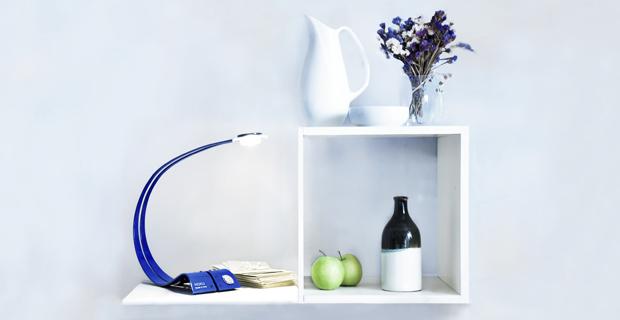 Hoku la lampada a led artigianale dal design made in italy - Lampada da tavolo artigianale ...