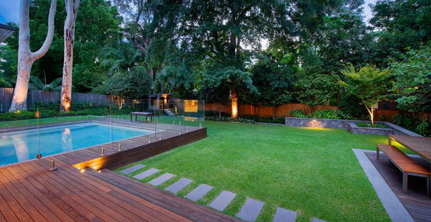 Pavimentazione del giardino idee e suggerimenti nel for Idee per il giardino piccolo