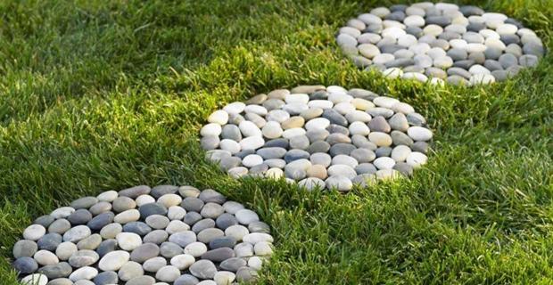 Pavimentazione del giardino idee e suggerimenti nel for Idee giardino semplice