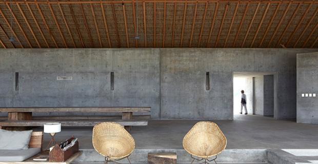 Wabi house di tadao ando la casa che trova la bellezza for Architettura vernacolare