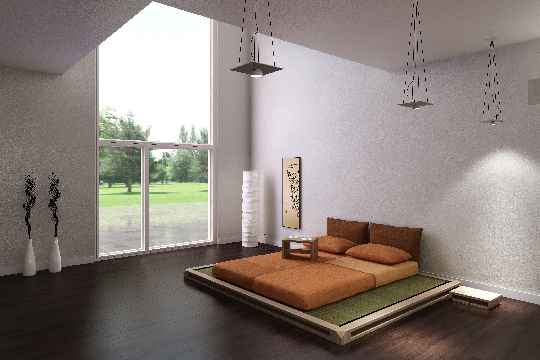 Camere da letto in stile giapponese come creare un for Camere da letto basso costo