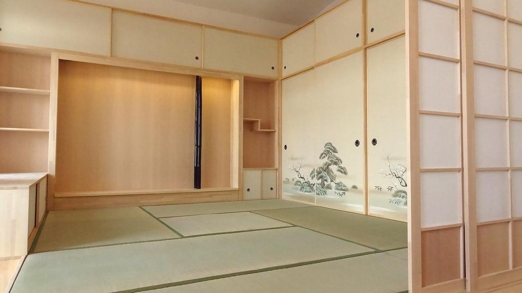 Camere da letto in stile giapponese come creare un for Casa giapponese