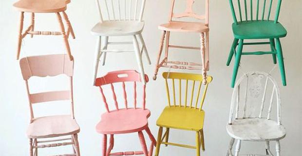 Sedie Economiche Per Bar.Come Rinnovare Sedie In Legno Idee E Colori