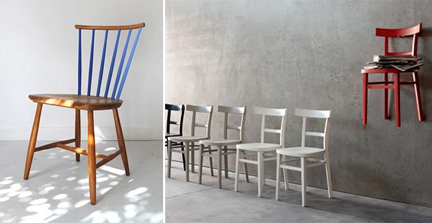Come rinnovare sedie in legno idee e colori for Sedie richiudibili