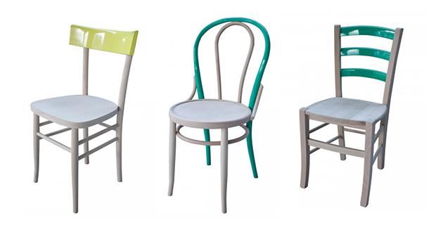 Modelli Sedie In Legno.Come Rinnovare Sedie In Legno Idee E Colori
