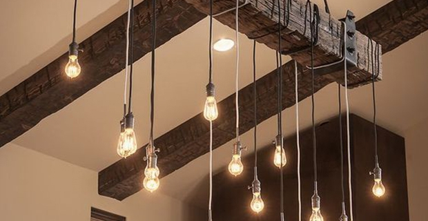 Plafoniere Per Esterni Design : 10 idee per lampade fai da te