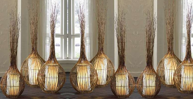 10 idee per lampade fai da te - Portacandele natalizi fai da te ...