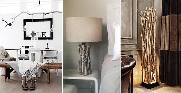 10 idee per lampade fai da te for Oggetti fai da te per arredare casa