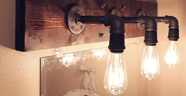 Idee per lampade fai da te