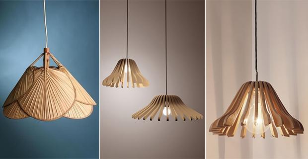 Lampadario Camera Da Letto Fai Da Te : Idee per lampade fai da te