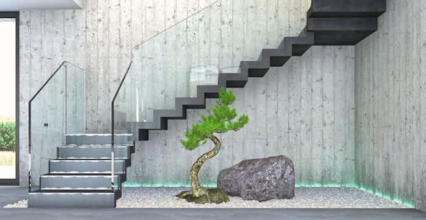 I permessi edilizi per la realizzazione di scale interne