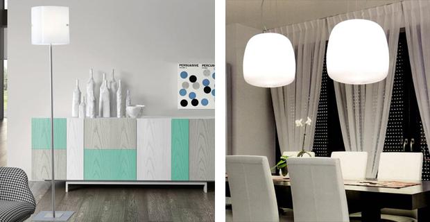 Illuminazione Camera Da Letto Scelta Sospensioni : La scelta di un lampadario moderno per ogni zona della casa