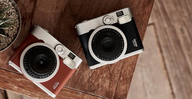 Macchina fotografica istantanea Instamax mini 90 di Fujifilm