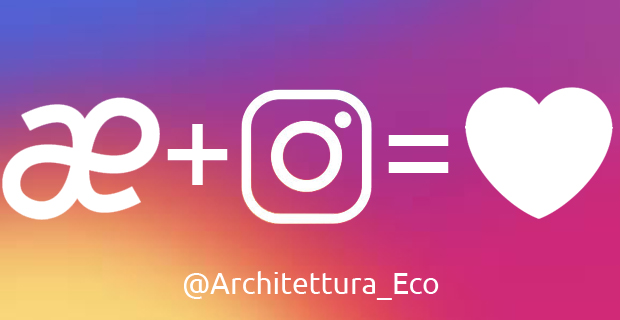 Architettura ecosostenible su instagram for Eco architettura