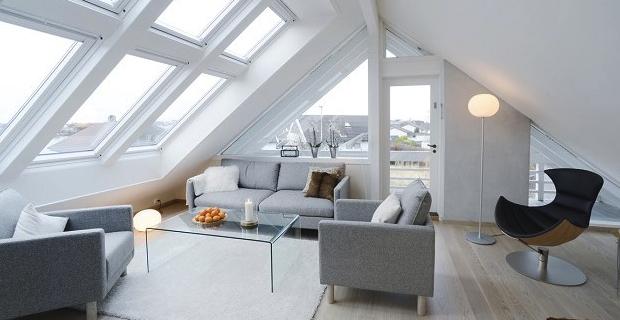Le finestre Velux per avere luce nel sottotetto e nelle soffitte