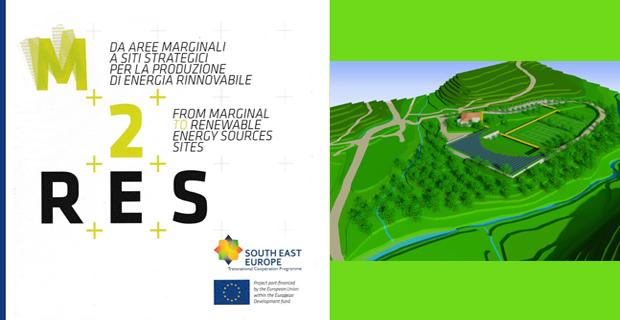 Il progetto M2RES per la riqualificazione della aree marginali