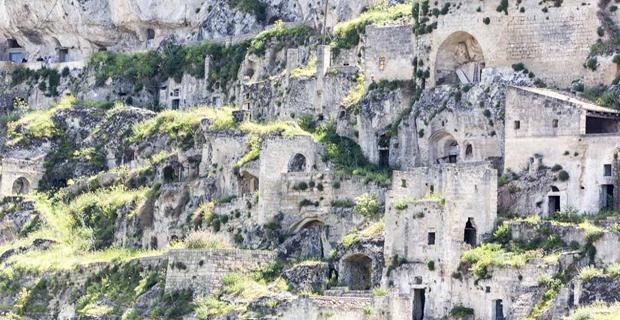 I sassi di Matera e la tutela del patrimonio ipogeo.