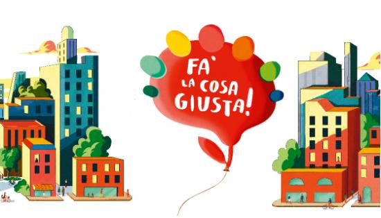 A Milano Fa' la cosa giusta dal 23 al 25 marzo