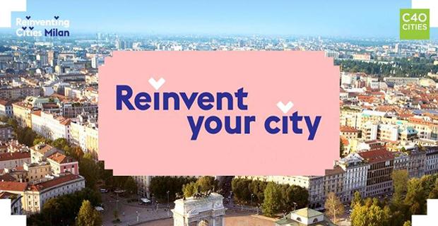 I progetti di Reinventing Cities per Milano