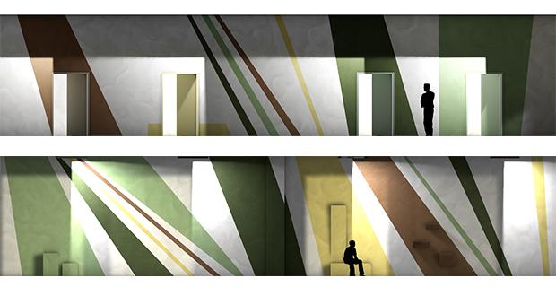Il progetto di architettura partecipata La Città per il carcere di Pescara.