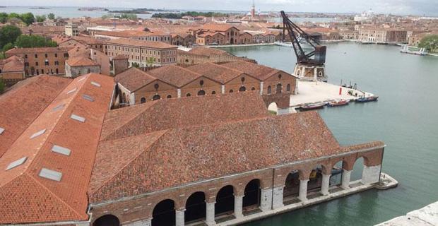 Le novità della 16esima edizione della Biennale di Venezia.