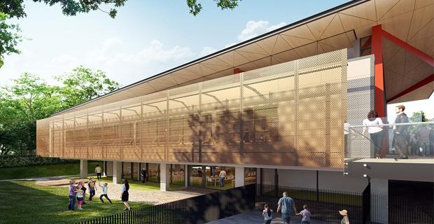 La sinagoga di Sidney è un santuario dallo spazio inclusivo e flessibile