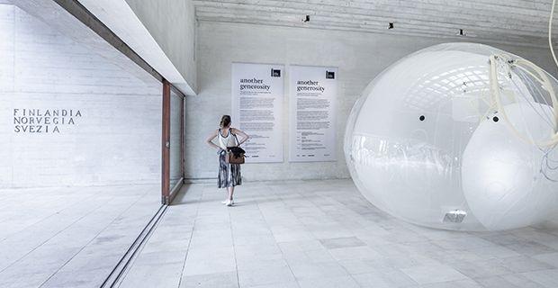 Il padiglione Another Generosity dei Paesi Nordici alla Biennale di Venezia 2018