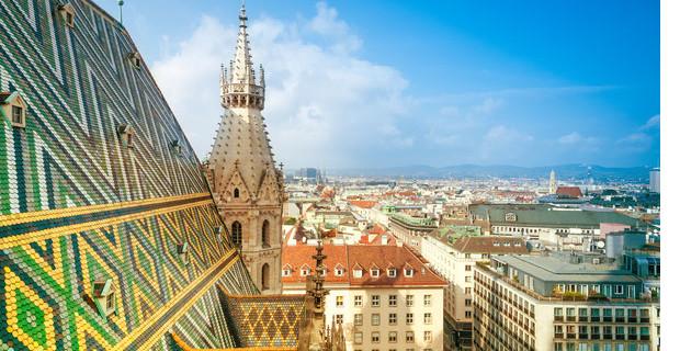 Nella classifica delle città più vivibili del 2018 c'è Vienna