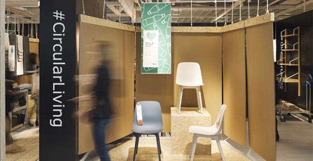 Il progetto Circular Living di Ikea.