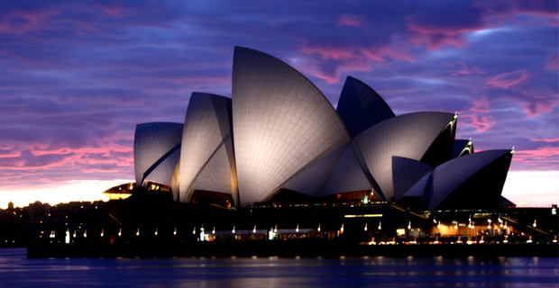 A Sydney l'Opera House diventa Carbon Neutral.