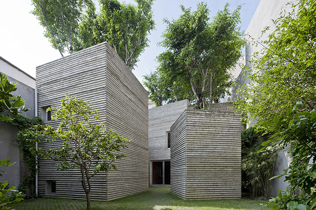 Le house for tree di Vo trong Nghia.