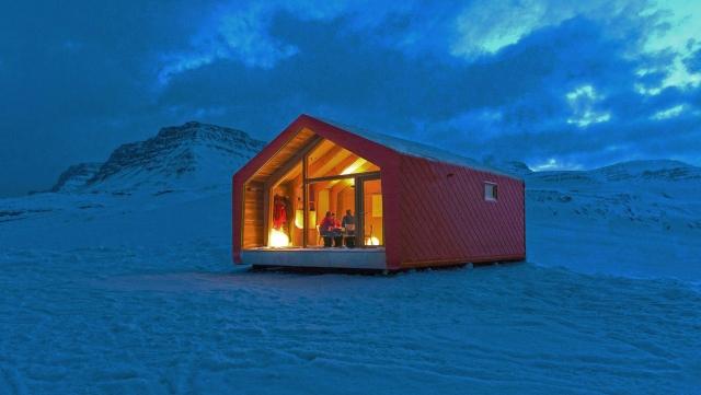 La prima casa modulare in Artico è Frame ed è un progetto italiano.